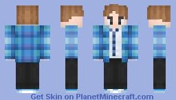  𝕂𝕡𝕠𝕡𝕊𝕜𝕚𝕟𝕤  𝓟𝓮𝓷𝓽𝓪𝓰𝓸𝓷 - 𝓢𝓱𝓲𝓷𝔀𝓸𝓷 Minecraft Skin