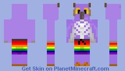 rainbowowl Minecraft Skin