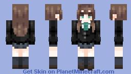 rin shibuya Minecraft Skin