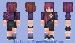 καωαιι | You Are The One That's Coo-coo, I Have No Addiction... ~ LoosingMyMarbles Re Shade Minecraft Skin