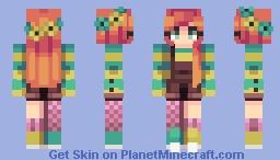 Sunshine - Shaded Minecraft Skin