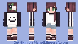 「Contest Entry」 → Aliah II Reshade ✗ Minecraft Skin