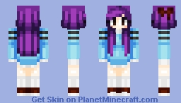 I'm so done with playing Piggyback Minecraft Skin