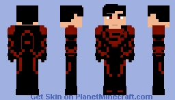 Superboy New 52 Minecraft Skin
