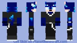 UNIVERSE D-47: Swift Minecraft Skin