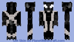 Rocket (Venom) Minecraft Skin