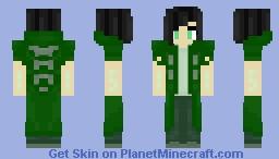 The Viper (Super Villains Contest Skin) Minecraft Skin