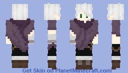 Thérion [Octopath Traveler] Minecraft Skin