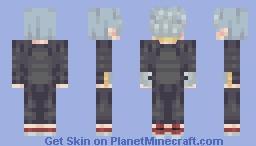 Bad Touch Man Minecraft Skin