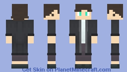| Ascyin 4TH Regen | Minecraft Skin