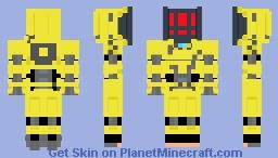 D.A.R (Loader) (Killing Floor 2) Minecraft Skin