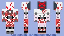 D.A.R (Bloody) (Killing Floor 2) Minecraft Skin