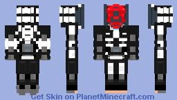 D.A.R (Skully/Scully) (Killing Floor 2) Minecraft Skin