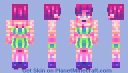 love n hennessy Minecraft Skin