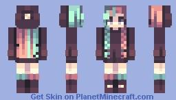 anika - persona (300 squiddles) Minecraft Skin
