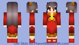 Ashley // ♦TheRedstoneFruit♦ Minecraft Skin