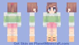 Chihiro Minecraft Skin