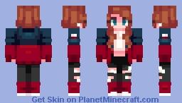 puff Minecraft Skin