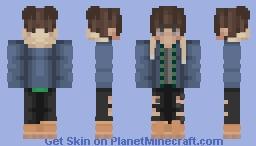 Finna Minecraft Skin