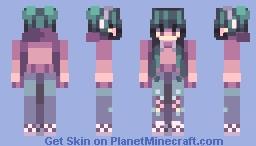 teenage angst Minecraft Skin