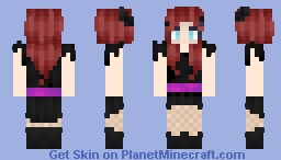 The Twitcher - CE - Story in Desc Minecraft Skin
