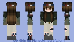 Murica is Awesome Minecraft Skin