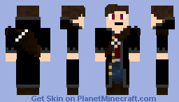 Johnathan Bor (Necros RP) Minecraft Skin
