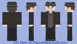 John Dorie | Fear The Walking Dead | 4x01 Minecraft Skin