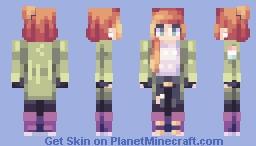 xd Minecraft Skin