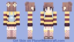 buzz buzz Minecraft Skin
