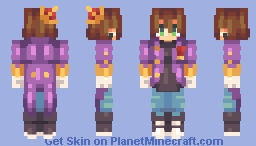 Prince (Better In 3D) Minecraft Skin
