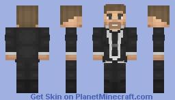 Mayor Queen | Oliver Queen | Arrow| CW Minecraft Skin