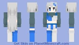 // Google Translate~Chan! // Minecraft Skin
