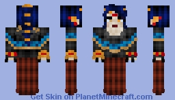 Madame Euphemia Minecraft Skin