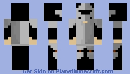 HonorableGaming's Skin Armour And Kilt Minecraft Skin