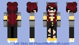 ~«Fridæ - Whatever I Am~ Minecraft Skin