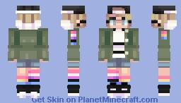 so uh Minecraft Skin
