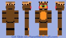 El Chip Minecraft Skin