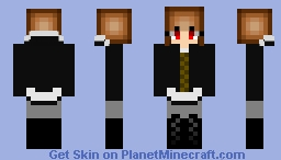THE GREATEST VILLAIN OF ALL TIME Minecraft Skin