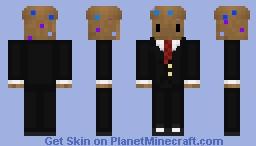 Muffinguy Minecraft Skin
