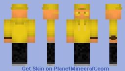 Flow G Minecraft Skin