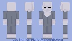 Robot Stop Minecraft Skin