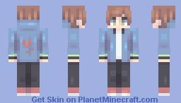 weeb discord !! (in desc) st Minecraft Skin