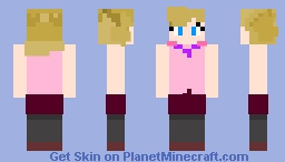 Cerina (Peacekeepers OC) Minecraft Skin