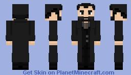 Crowley - [Supernatural] Minecraft