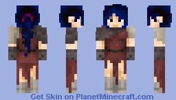 Woman 2(request) Minecraft Skin