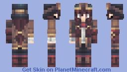 Miria Minecraft Skin