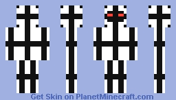 rainbow skins and black and white pixel skins and random skins Minecraft Skin