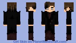 M͢o̧de̕ŗn Ńec̴ro̵m̴anc̢e̸r̀ Minecraft Skin