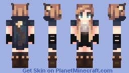 𝒜𝒹𝓋𝑒𝓃𝓉𝓊𝓇𝑒 Minecraft Skin